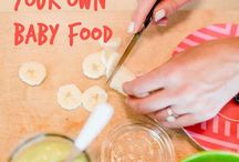 Baby food recipes / by Karen Martin