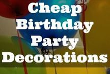 Kid's: Party Ideas