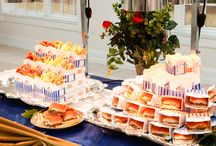 Late Night Snacks / Increasing in popularity, Late Night Snacks are being offered at many Haley Mansion receptions!