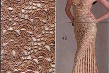 Crochet dresses / by Mary Bingle