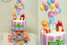 Elmo Party Inspiration / by Jennifer Perez ~ Petit Delights