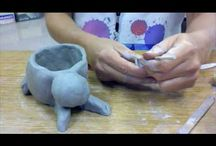 Pottery in Elementary