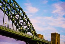 The City of Newcastle / Photos and information about our home - Newcastle Upon Tyne