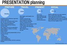 Planning presentations