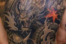 drachen tattoo