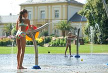 Vortex Spraypoint® / Bring refreshing, recreational play to any location. Contemporary, eco-friendly solutions integrate with any landscape so you can introduce water fun anywhere. A low flow solution that utilizes light mists and small directional water streams. This reduced and controlled water dispersion means you can introduce water play in almost any environment.#sustainable #EcoFriendly