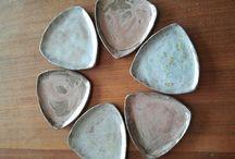 Ceramics: Irregular-shaped Plates