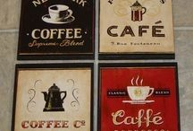 Coffee addiction / I love anything coffee related.... / by Angela Walker
