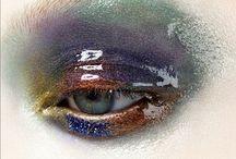 Maquiagem Efeito Molhado / Maquiagem de praia, com efeito gloss, suada fake, entre outras maneiras de dar efeito molhado na Maquiagem.
