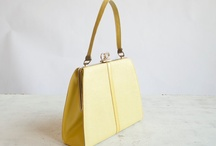 Lovely~ Yellow  / by Sharon Reed Lee