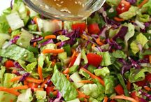 Salads and mscl