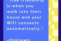 Echte vriendschappen