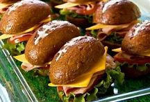 For Your Superbowl Party / Snack recipes and great ideas for the Superbowl!
