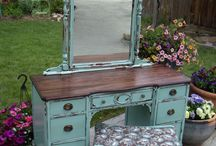 Furniture Re-do's / by LaVerne