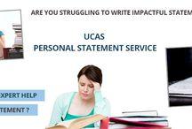 UCAS Personal Statement Service