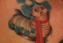 Tattoos / by Sarah Dunekack