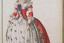 18th Century Robe a la Turque