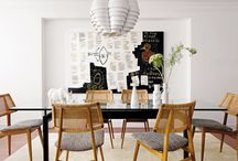 Dining rooms / by Cyn Dubs