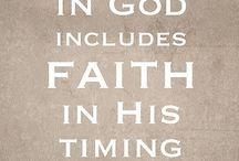 FAITH / by Joyce Newton