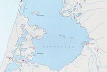 Maps North Holland