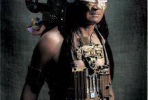 steampunk sámán
