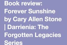 Author Cary Allen Stone's Books / Amazon #1 Best Seller Readers' Favorite Award