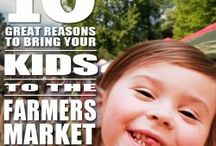 Farmers Markets with KIDS / by Lakewood/Littleton Mac Kid