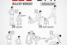 Körpergewicht Training
