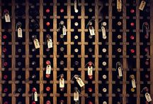 Wine Room / A pretty place to display your collection of wine bottles.