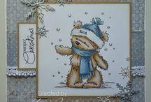 *  vánoční přání  *