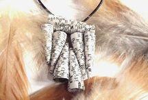 Moja biżuteria / jewelery, handmade, diy, necklace, earrings bracelets, biżuteria, kolczyki, naszyjnik, bransoletki