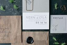 Wedding Invitations & Save The Dates