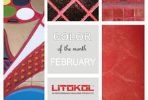 COLORS of the month