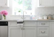 kitchen redo / by Sanna Davis