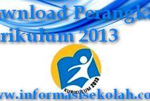 Download Perangkat Administrasi Kurikulum 2013