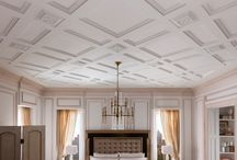 Metrie / Creative ways to add moulding to your home.