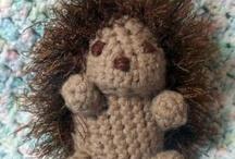 cute knit and crochet baby stuff
