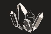 Gem and Crystal imagery