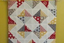 Leftover quilts
