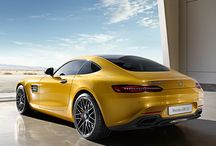 Mercedes-AMG GT / Handcrafted by racers.