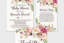 Abbie Baby shower