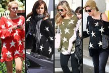 Celebrity Watch! / Always catching the hottest celebs in our brands!