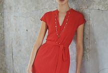 Clothing - That red dress