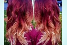 Hair Inspiration / Super cute hair colours and styles for inspiration when your headed to the hairdresser!