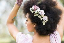 Wedding Hair & Make Up / Ideas for #MeganAndJimWed / by Megan Walter