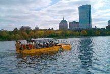 I Think I'll Go To Boston... / by Elizabeth Dahdah