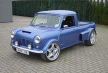 Mini pick-up, small but great / Mini pick-up small but great