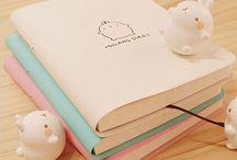 simple minimal notebook