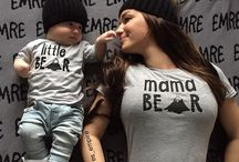 Mommy & son
