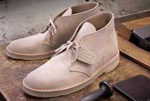 FOOTWEAR. / Favourite shoes.
